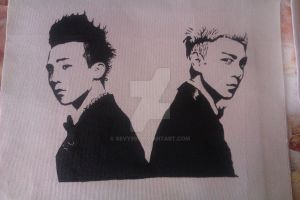 WIP GD and TOP Bag by sevy90