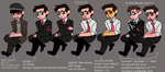 airplane driver timeline by Diss0ciate