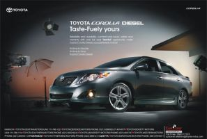 Toyota Ad 2 by isiza