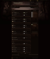 For Sale: Diablo IPB Theme by the-danzor