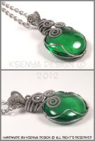 Emerald by KsenyaDesign
