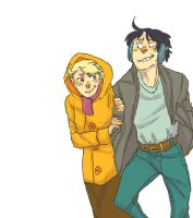 first dates are awkward by Cabout