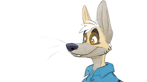 Nik Face by CoyoteEsquire