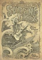 Surfing Times by johnnystingray