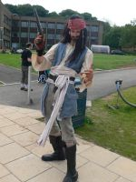 Captain Jack Sparrow Amecon '12 by KaniKaniza