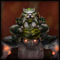 Colab: Nazrix the Great and Mighty Goblin by TallmanCreations