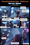 Shifting Around by Transformers-Mosaic