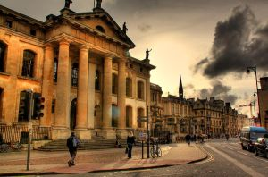 Oxford HDR by pi1k