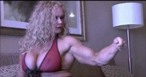 Aleesha Young Wow 2 by SrBascon