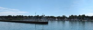 Port Sanilac - Harbor by AaronMk