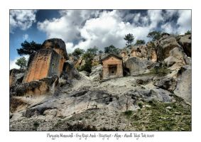 Phrygian Monument by thespis1