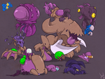 Starcrafts Zerg by atryl