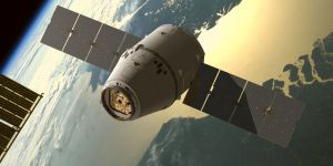 SpaceX DRAGON by Emigepa