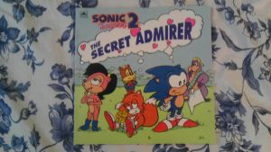 Sonic the hedgehog:The Secret Admirer by spaceman022