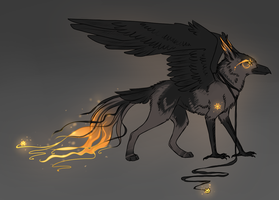 gryphon design by vql