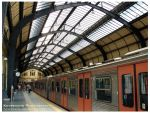 Piraeus Station by Kevrekidis
