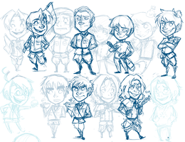 APH Bookmarks WIP -UPDATE 3- by sheax-b
