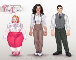 PI: Pretty Intimate Character Lineup by CamiFortuna