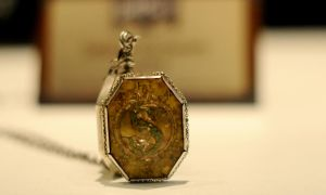 Slytherin's Locket Horcrux by nikon373