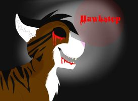 Bleeding out by N1GHTWOLFXD