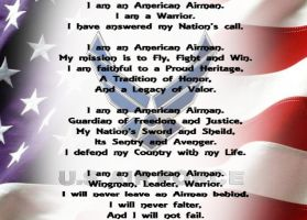 The Airman's Creed by The-Axe-Princess