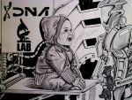 DNA Laboratory in the near Future by Antevohunter