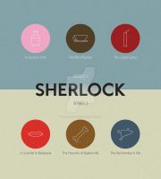 Sherlock - Series 1 and 2 by WillZMarler