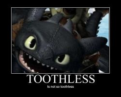 Toothless Poster by ZayraMoonshimmer