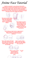 Anime Face Tutorial by my-star-seeker