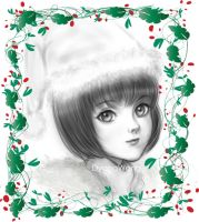 Christmas Illustration ~ by DyanaWang