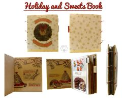 Holiday and Sweets Book by Pearllight180