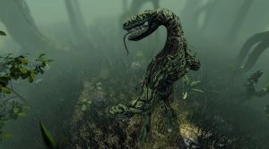plant beast udk 003 by liamslackofsurprise