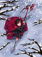 Ruby Rose by hanf76