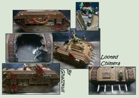 Looted Chimera by Dgs-Krieger
