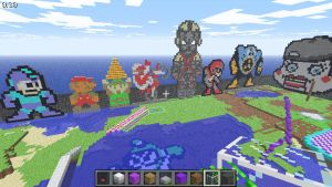 Pixel Art Overview by MindImplosion