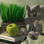 Still Life 1. by TuxedoDemon