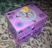 My Anita jewelry box by VictorVoltfan1