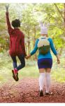 Adventure Time: Floating Date by Green-Makakas