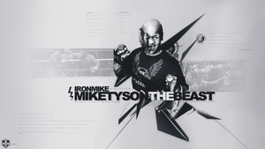 Mike Tyson Wallpaper by SimonT95