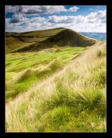 Towards Mam Tor by Alex999
