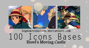 Howl's Moving Castle Bases by SognoArcobaleno
