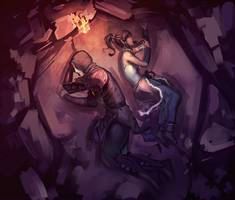 The Cave by moni158