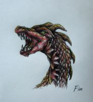 Smaug by wildelbenreiter