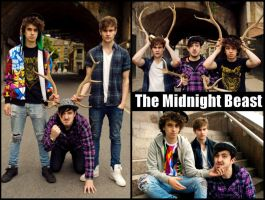 The Midnight Beast by ChumCati
