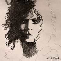 Marc Bolan by sToniA