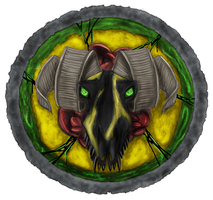 Astaroth's Seal Version 2 by Morphicelus