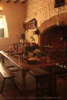 Tudor Kitchen by R3D777