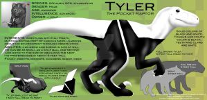 Tyler Reference Sheet by Crazdude