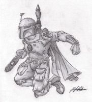 Boba Fett by TurboRock