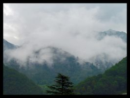 From the Mountains of Fog by Sasa-Van-Goth